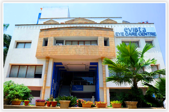 Evista Eye Care Center, Nagpur, India